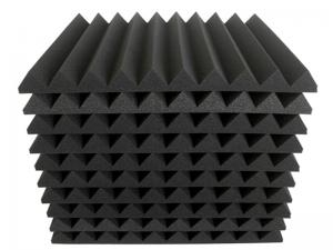 Akustik Zigzag Sünger