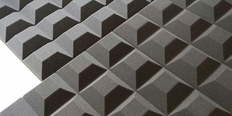 Akustik Kesik Piramit Sünger
