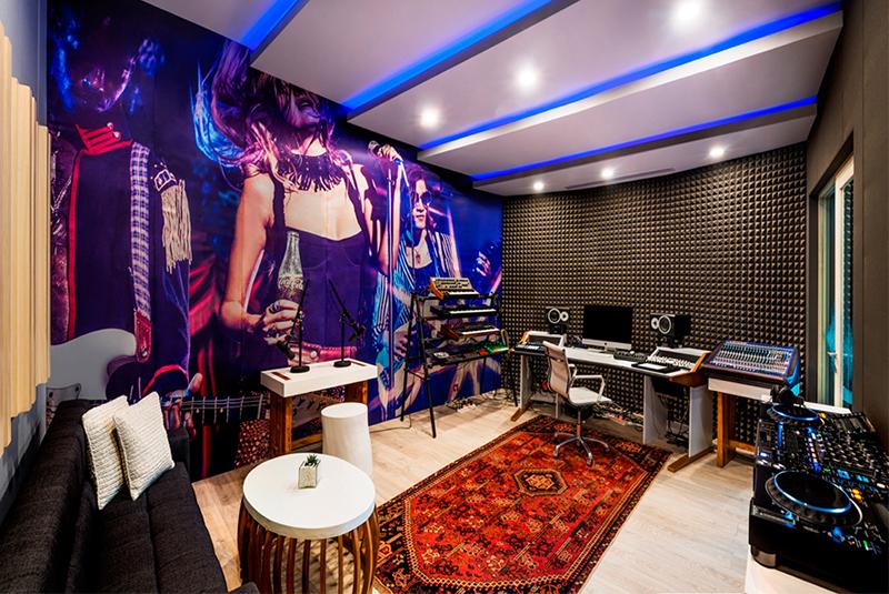 Müzik odası ses yalıtımı
