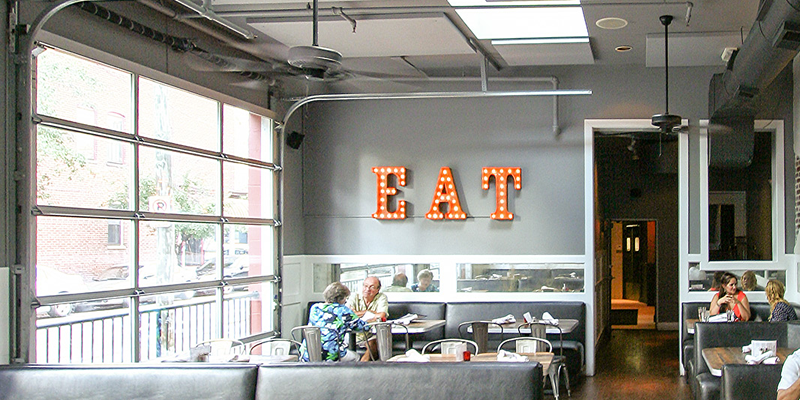 restaurant Ses Yalıtımı