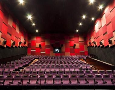 sinema salonu ses yalitimi