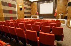 konferans salonu akustik ses yalıtımı malzemeleri