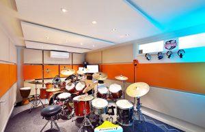 müzik odası akustik ses yalıtımı malzemeleri