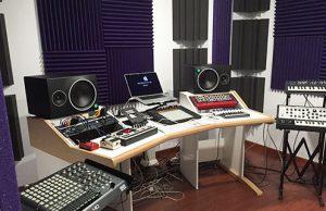 ses studyosu akustik malzemeleri